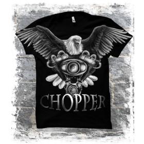 Koszulka motocyklowa Chopper