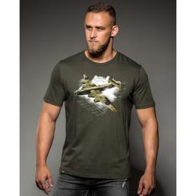 Koszulka patriotyczna PZL.37 Łoś