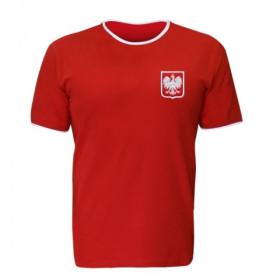 Koszulka patriotyczna - Godło - czerwona