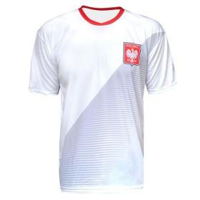 Koszulka piłkarska - Polska Reprezentacja - biała