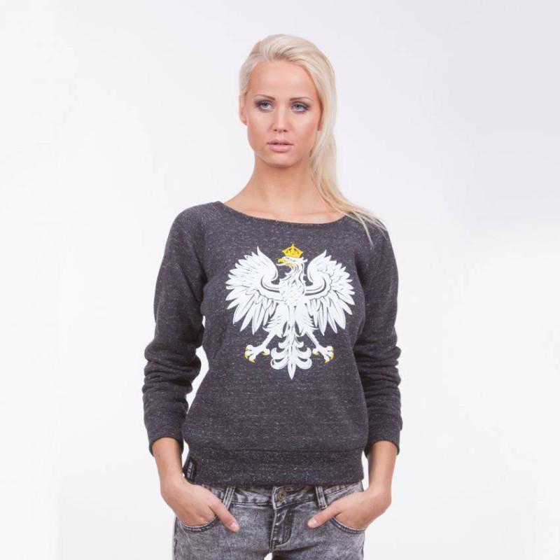Bluza patriotyczna Polski Orzeł - damska