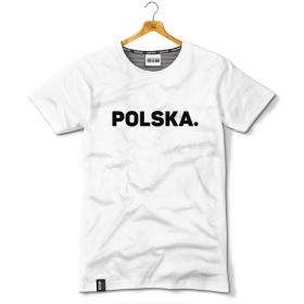 Koszulka patriotyczna Polska RiB