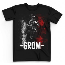 Koszulka Grom