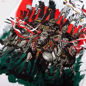 Husaria - najgroźniejsza kawaleria świata - Kolekcja Unikalna - długi rękaw