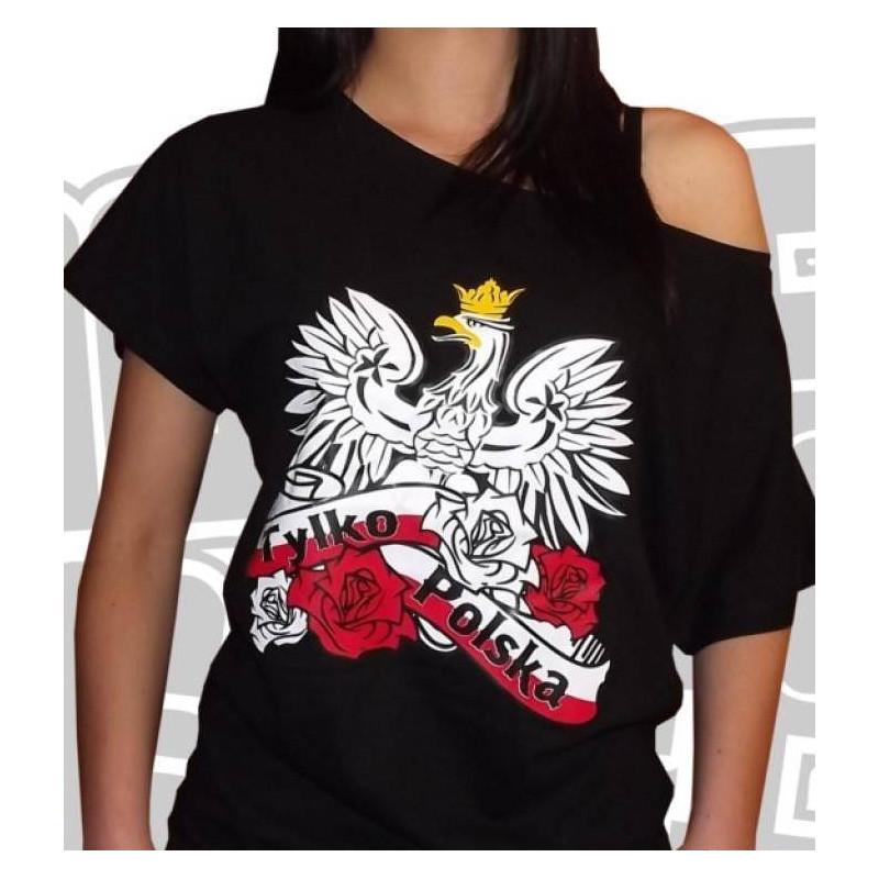 Koszulka OTylko Polska (sexy)