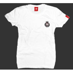 Koszulka patriotyczna damska Polska (dyskretna)