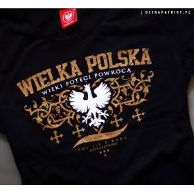Koszulka patriotyczna damska Wielka Polska