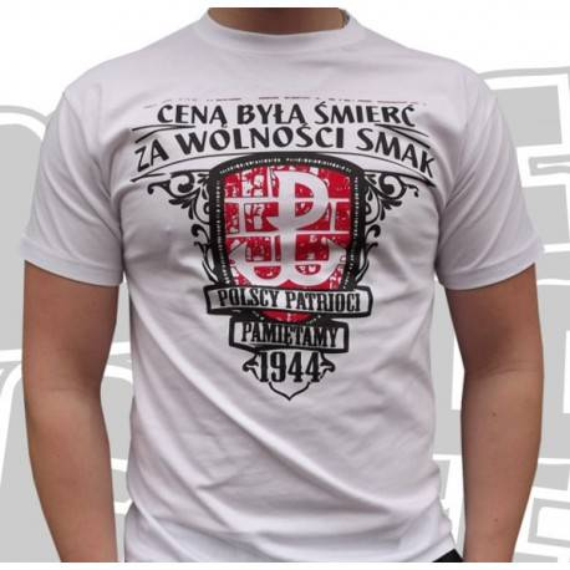 Koszulka Od urodzenia dumna