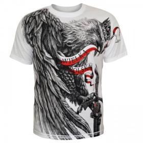 Koszulka patriotyczna Wielka Polska Orzeł