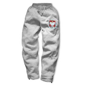 Spodnie dresowe Wielka Polska (popiel)
