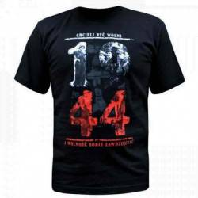 Koszulka-Patriotyczna-1944 Chcieli być Wolni