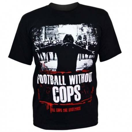 Koszulka kibica Football without Cops