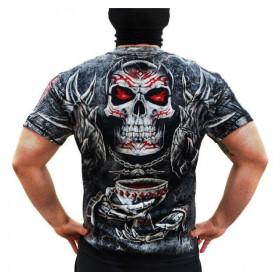 "Koszulka ""Viking - Skull"" HD"