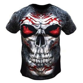 Koszulka Viking - Skull HD