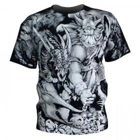 """Koszulka fantasy """"Viking Dragon"""" HD"""