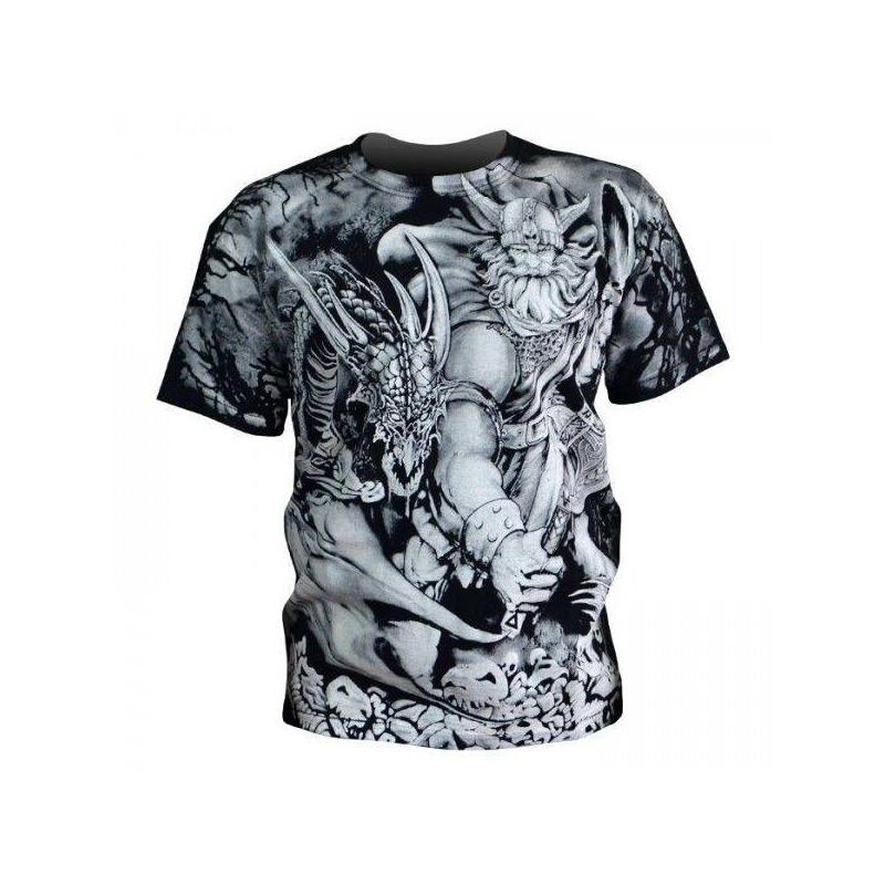 """Koszulka """"Viking Dragon"""" HD"""