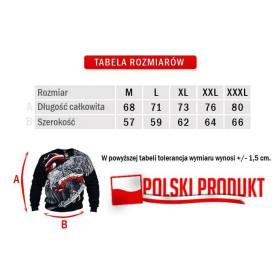 Bluza patriotyczna Niepodległa Polska