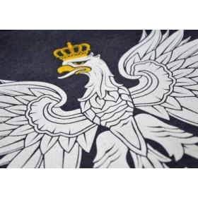 Bluza patriotyczna damska Orzeł z kapturem