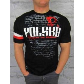 Koszulka Patriotyczna Polska Ojczyzno ma