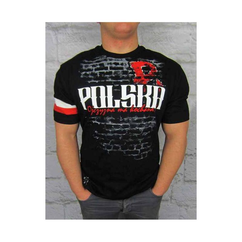 Koszulka Patriotyczna Polska Ojczyzno ma Kochana