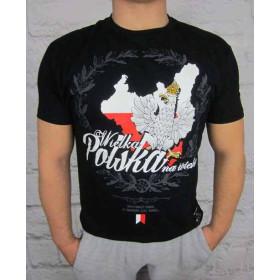 Koszulka Patriotyczna Wielka Polska na wieki