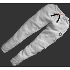 Spodnie dresowe patriotyczne Orzeł  (popielate)