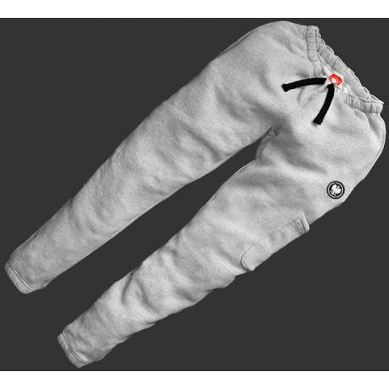 Spodnie dresowe (popielate)