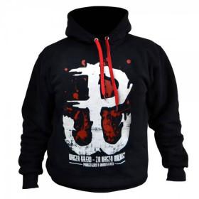 Bluza patriotyczna Wasza Krew za Naszą Wolność z kapturem