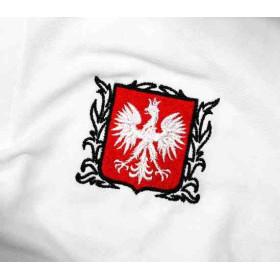 Koszulka patriotyczna polo Polska