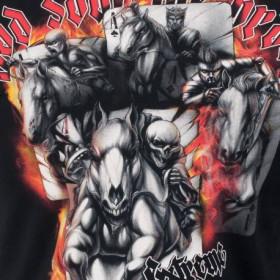 Koszulka uliczna Apocalypse Riders