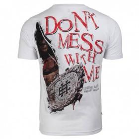 Koszulka uliczna Nie zadzieraj