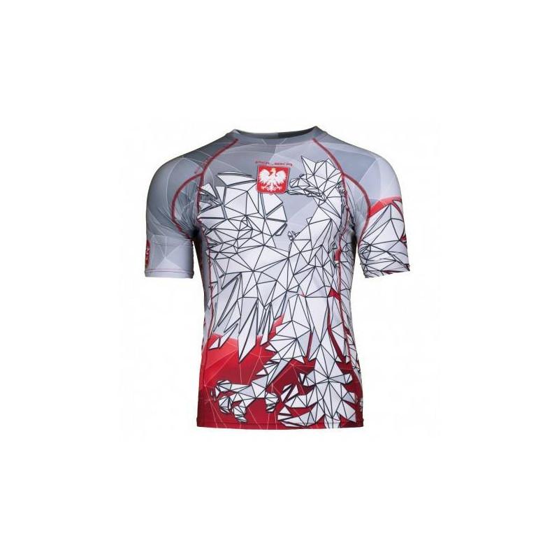 Koszulka termoaktywna Polski Orzeł