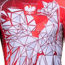 Koszulka termoaktywna Orzeł Sport (CZERWONA)