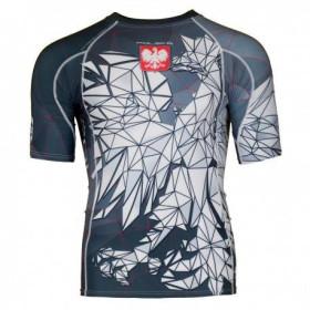 Koszulka termoaktywna Orzeł Sport (Stalowa)