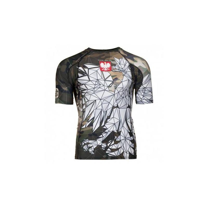 Koszulka termoaktywna Orzeł Camo