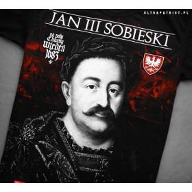 Koszulka patriotyczna Jan III Sobieski