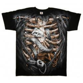 Koszulka fantasy Szczątki
