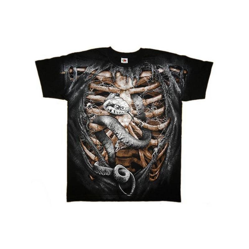 "Koszulka ""Bone Cage"""