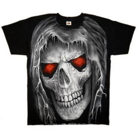 Koszulka fantasy Czaszka Demona