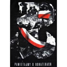 Koszulka patriotyczna damska Polska Walcząca