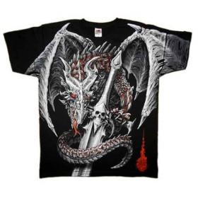 Koszulka fantasy Dragon