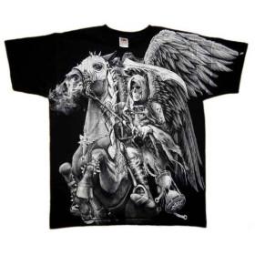 Koszulka fantasy Jeździec apokalipsy