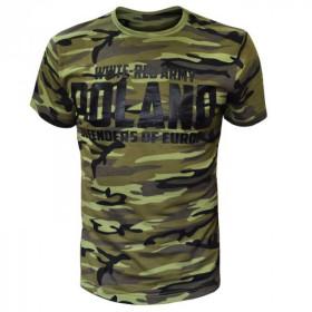 Koszulka patriotyczna Poland Camo (l)