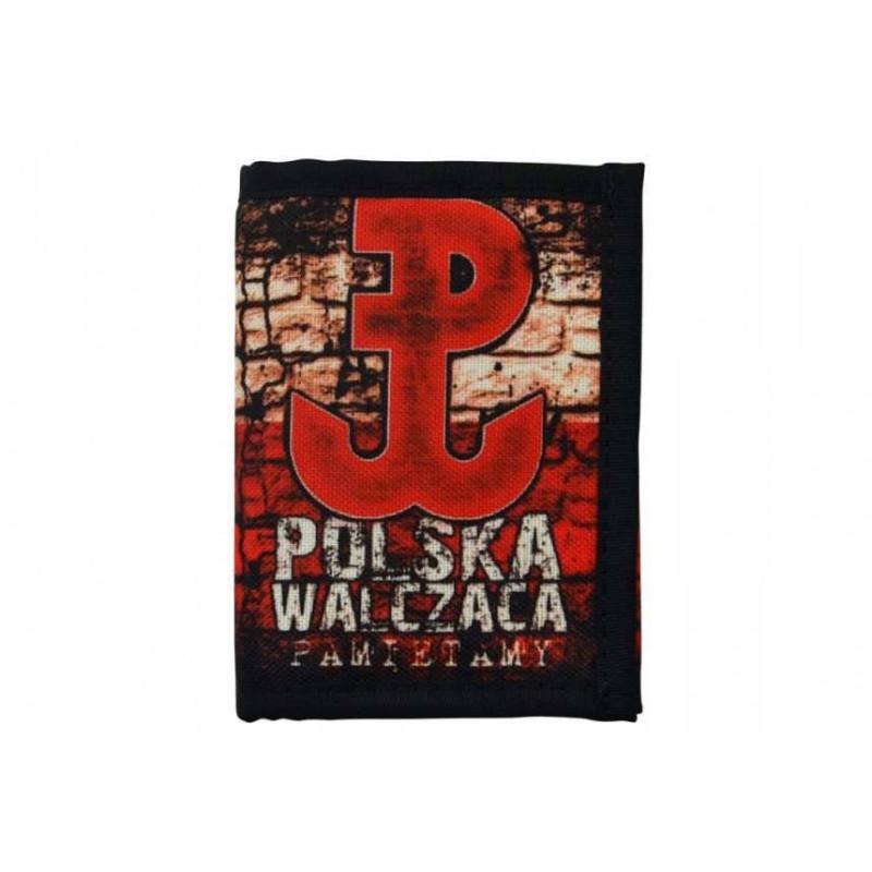 8efbc87d0a557 Portfel Polska Walcząca - sklep Patrioty.pl