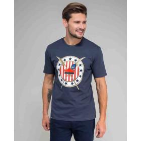 Koszulka patriotyczna Dywizjon 303 stalowa