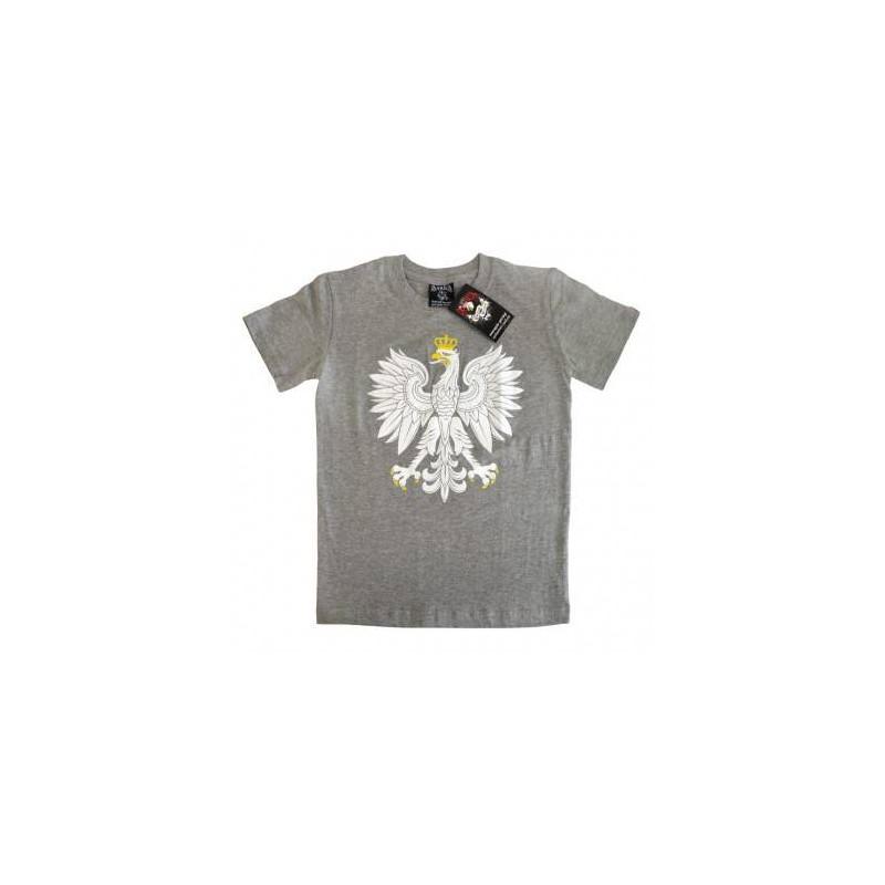Koszulka patriotyczna dziecięca Polak Mały
