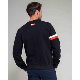 Bluza patriotyczna Orzeł Sport (CZARNA)
