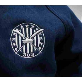 Bluza patriotyczna Dywizjon 303 (granatowa)