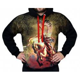 Bluza patriotyczna z kapturem Złota Husaria
