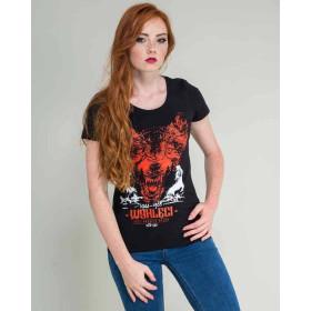 Koszulka patriotyczna Żołnierze Wyklęci damska